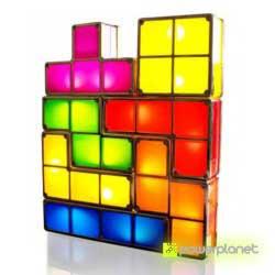 Tetris Lamp - Item1