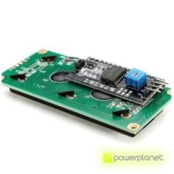 Ecrã LCD 1602 com retroiluminação para Arduino - Item2