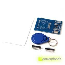 Módulo RFID RC522 + Tarjeta IC S50 Para Arduino - Ítem1