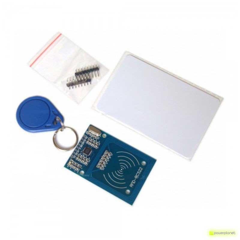 Módulo RFID RC522 + Tarjeta IC S50 Para Arduino
