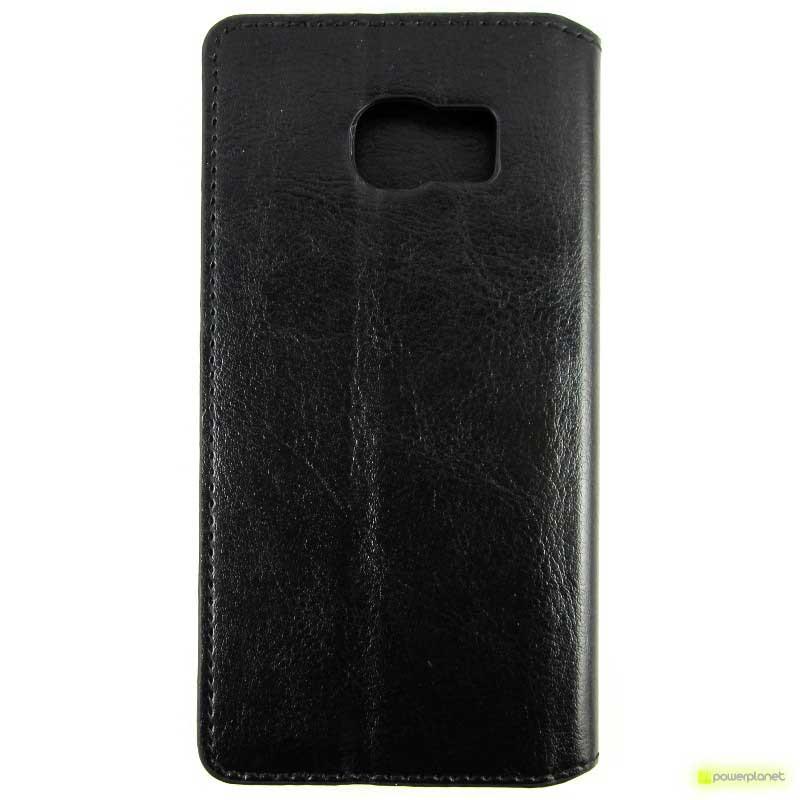 Funda Tipo Libro Samsung Galaxy S6 Edge