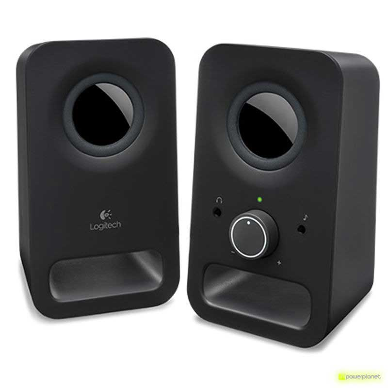 Logitech Z150 Multimedia Speaker Preto