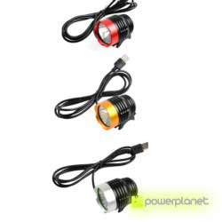 Front light 1200 lm Cree XM-L T6 Rockbros - Item1