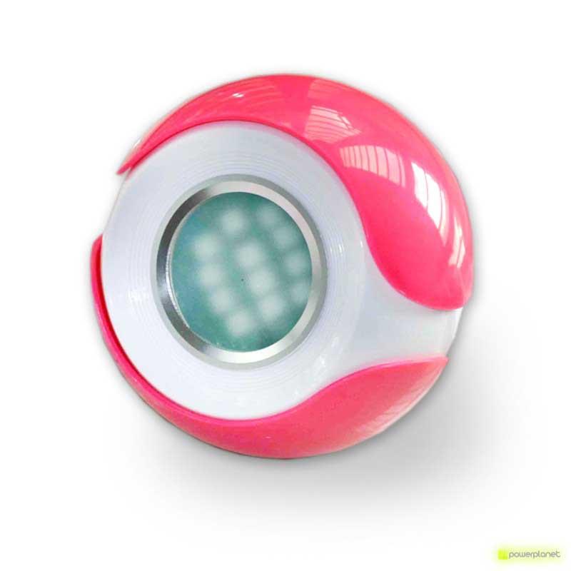 15 Cor LED Night Light. Poderoso LED Light, cria um colorido e elegante. Envio da Espanha. Armazenar somente PowerPlanetOnline.com