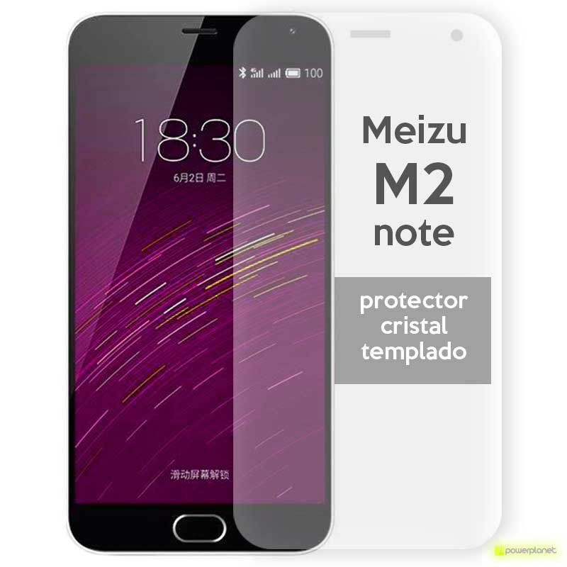 Tempered Glass Screen Protector Meizu M2 Note