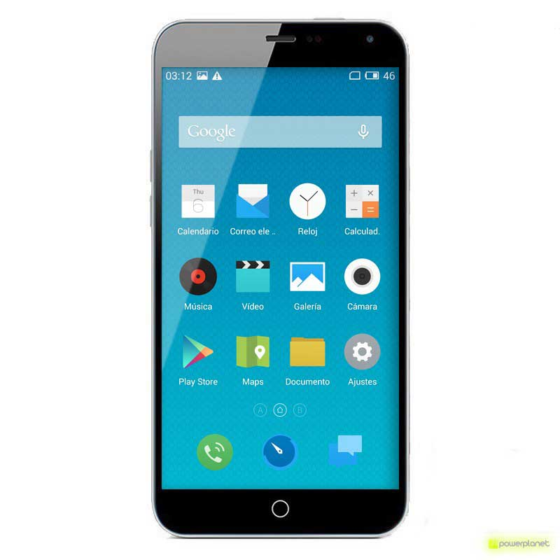Comrpar meizu m1 Note 16GB