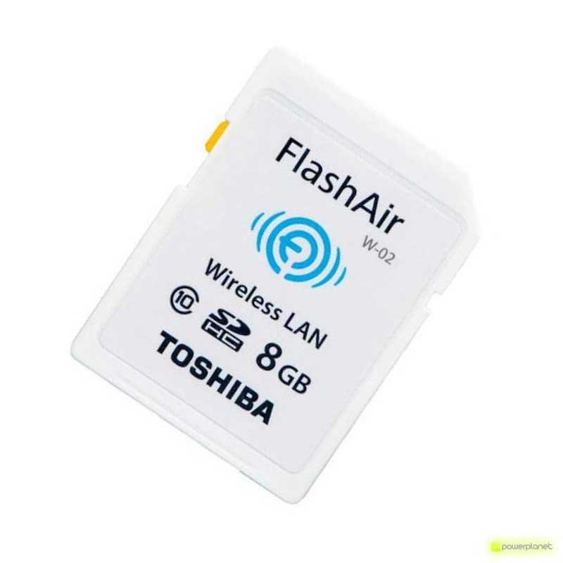 Toshiba FlashAir SD Wifi 8 GB