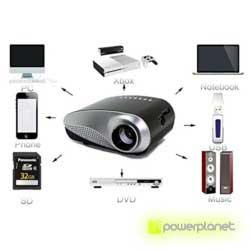Mini Projector RD802 - Item4