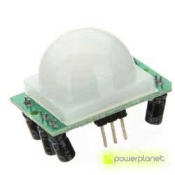 Módulo Sensor de movimiento HC-SR501 - Ítem1