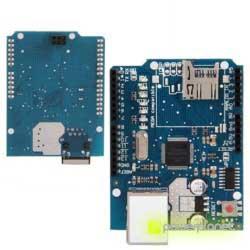 Modulo Ethernet Shield con ranura Micro-SD Para Arduino - Ítem3