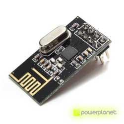 Módulo Wireless NRF24L01 Con Antena Integrada - Ítem1
