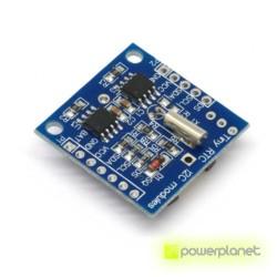 Módulo Relógio em Tempo Real DS1307 para Arduino - Item1