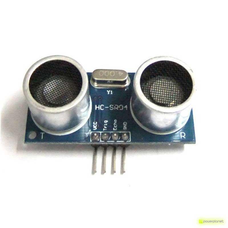 Módulo Sensor De Ultra Som Hc Sr04 Para Arduino