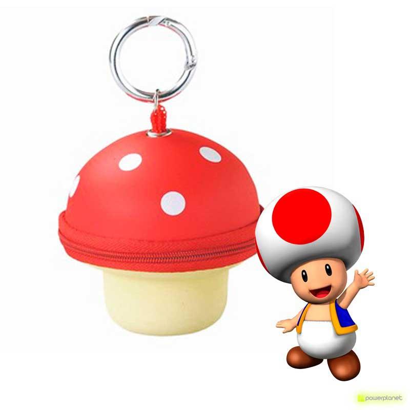 Purse mushroom