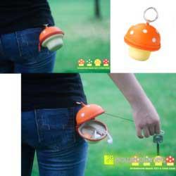 Purse mushroom - Item3