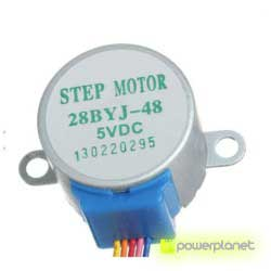 Módulo control de motores Paso a Paso ULN2003 + Motor 28BYJ-48 5V - Ítem2