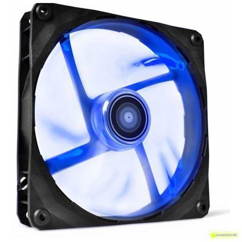Ventilador caja NZXT FZ 120mm 59.1 CFM LED Azul