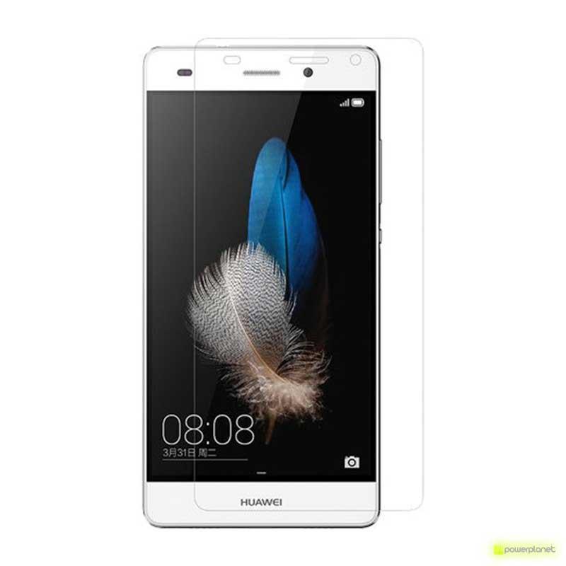 Protector de pantalla Cristal Templado Huawei P8 Lite
