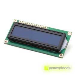 Ecrã LCD 1602 com retroiluminação para Arduino - Item3