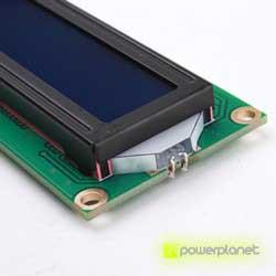 Ecrã LCD 1602 com retroiluminação para Arduino - Item4
