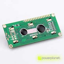 Ecrã LCD 1602 com retroiluminação para Arduino - Item5
