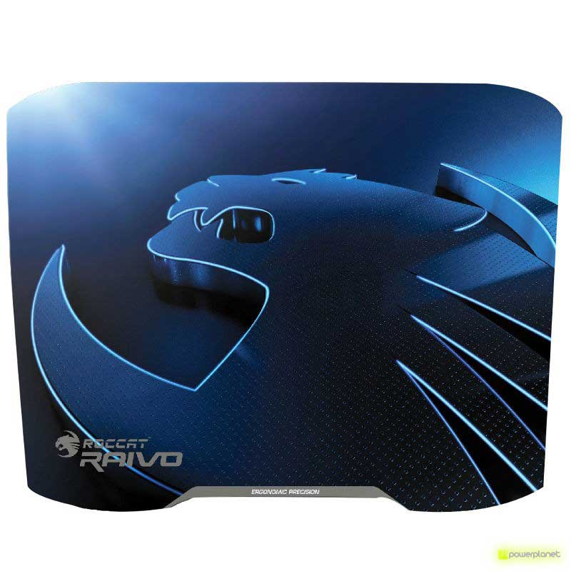 Tapete do mouse gaminig roccat