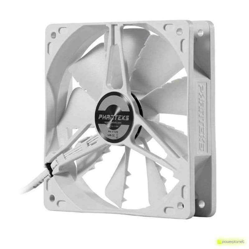 Ventilador Caja PHANTEKS FS 12cm Blanco 23dBA