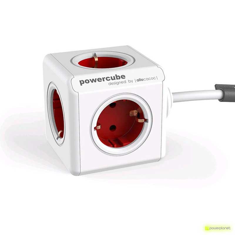 PowerCube Extended 5 saídas - Cabo 3m