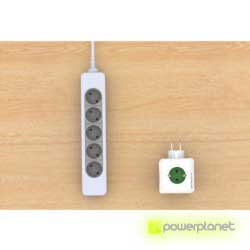 PowerCube Original USB 4 capturas + 2 portos USB - Item3