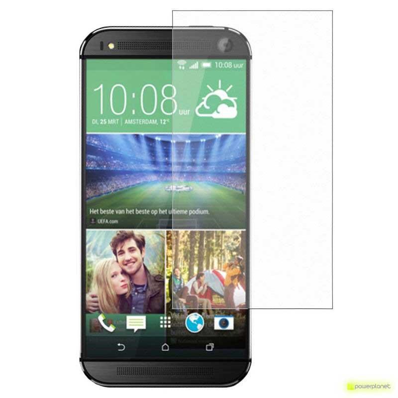 Protector de ecrã HTC M9