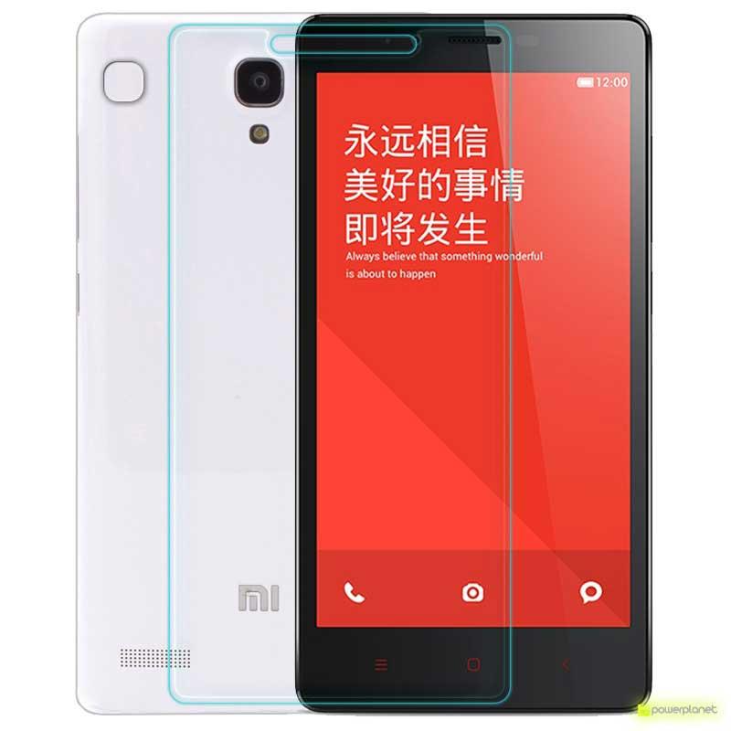 Protector de pantalla Cristal Templado Xiaomi Redmi Note