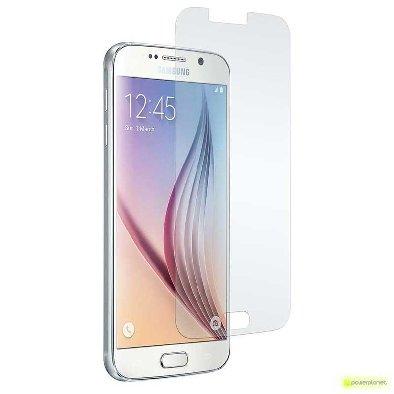 Protector cristal templado Samsung Galaxy S6