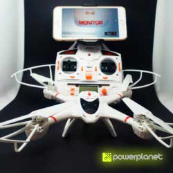 Quadcopter MJX X400 - Item6