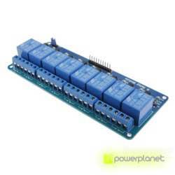 Módulo Relé 8 Canales para Arduino - Ítem2