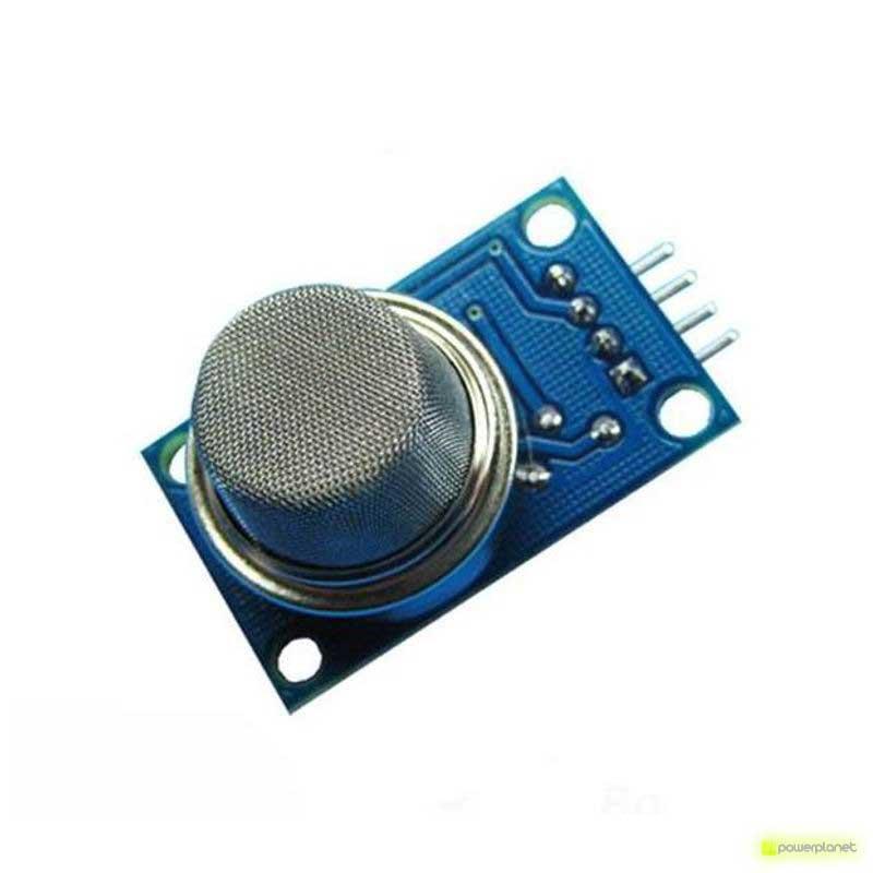 Módulo Sensor de Gas y Humo MQ2 Para Arduino