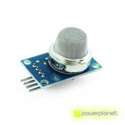 Módulo Sensor de Gas y Humo MQ2 Para Arduino - Ítem1