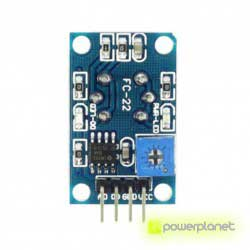 Módulo Sensor de Gas y Humo MQ2 Para Arduino - Ítem3