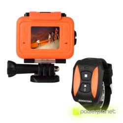 Video Cámara deportiva SOOCOO S70 2K Wifi - Ítem3