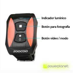 Video Cámara deportiva SOOCOO S70 2K Wifi - Ítem4