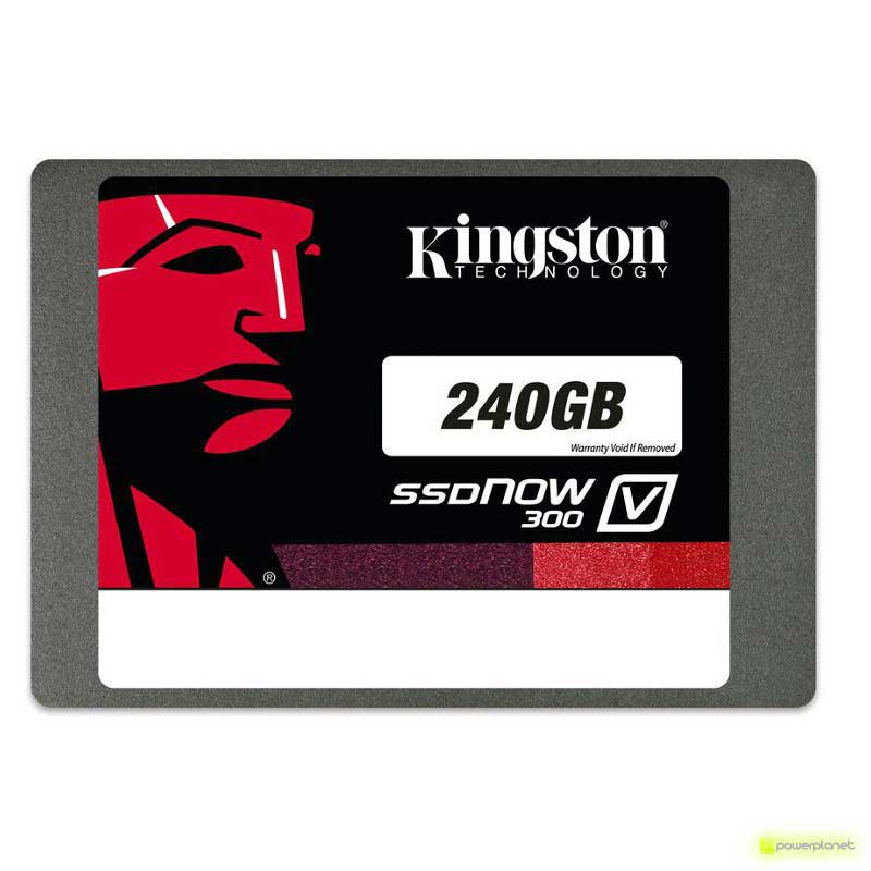 DISCO DURO SSD Kingston Technology SSDNow V300 240GB SATA3