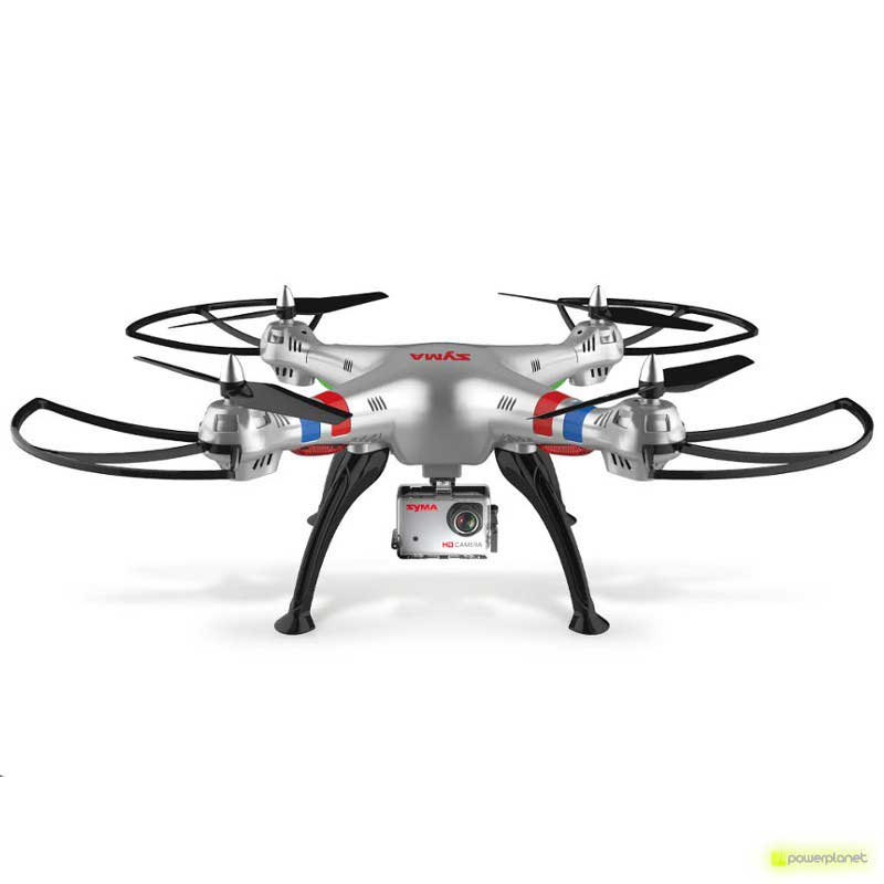 QuadCopter Syma X8G