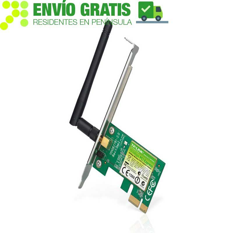 TP-Link TL-WN781ND Wireless PCI Express Adapter 150Mbps