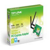 TP-Link TL-WN881ND Adapter PCI Express Wireless N 300Mbps - Item1