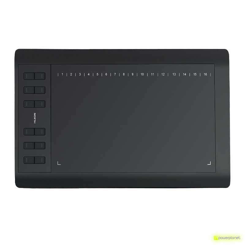 Tablet Digitalizador Huion 1060 Pro +