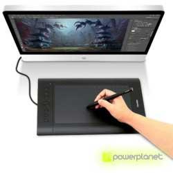 Tableta digitalizadora Huion H610 PRO - Ítem1
