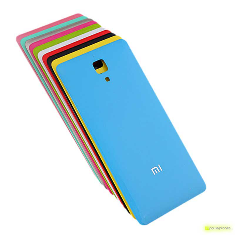 Tapa trasera colores Xiaomi MI4