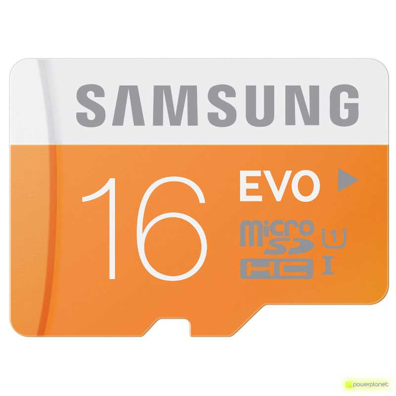 Samsung SDHC EVO 16GB