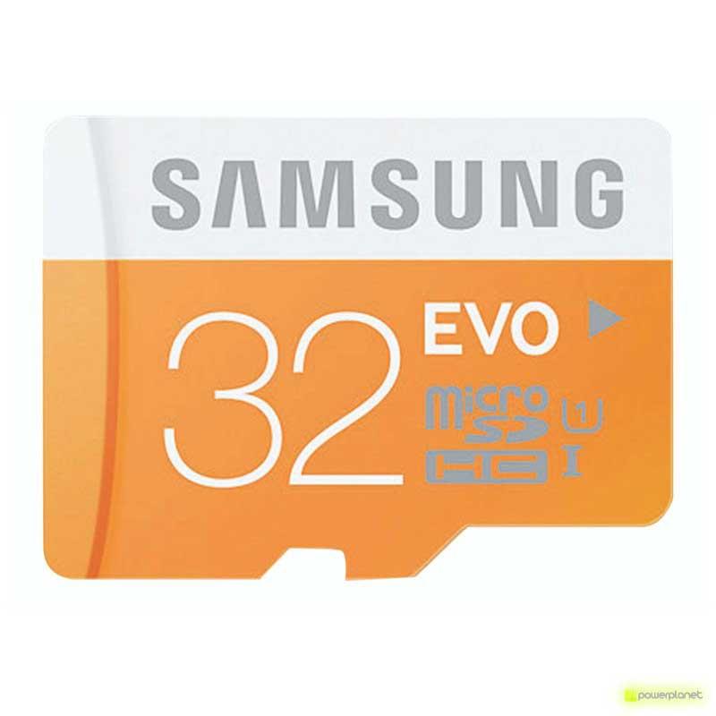 Samsung SDHC EVO 32GB tarjeta de memoria, buen precio, compre en powerplanetonline.com