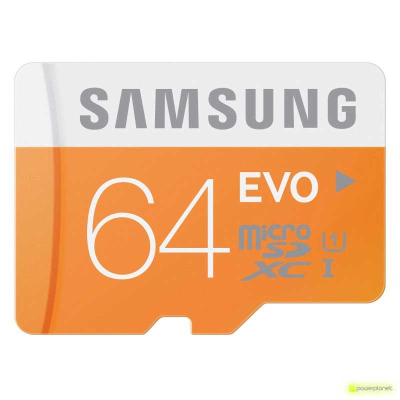 Samsung SDHC EVO 64GB