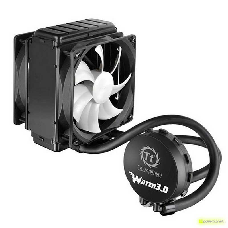 Sistema RL THERMALTAKE Water 3.0 Performer 2x120mm